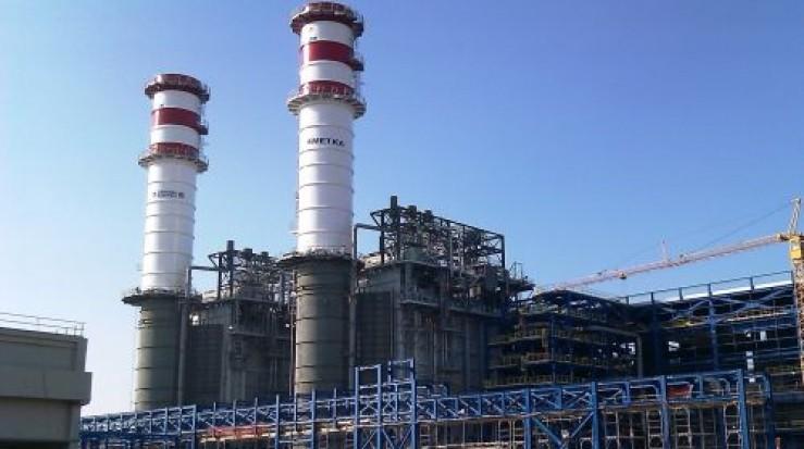 Termocentralele pe gaz şi păcură, prima sursă de energie electrică a ţării