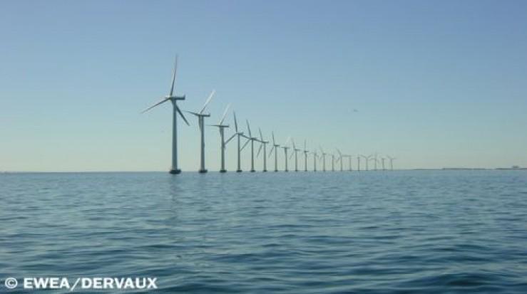 Cel mai mare parc eolian offshore de pe planetă a început să funcţioneze în Marea Irlandei: 659MW, 87 de turbine