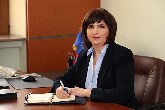Corina Popescu preia funcţia de director general al Electrica