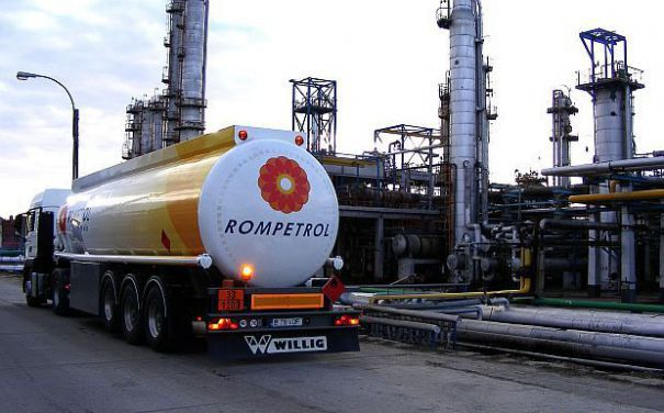 Premiere: Rompetrol entered Top 10 the most valuable brands in Romania