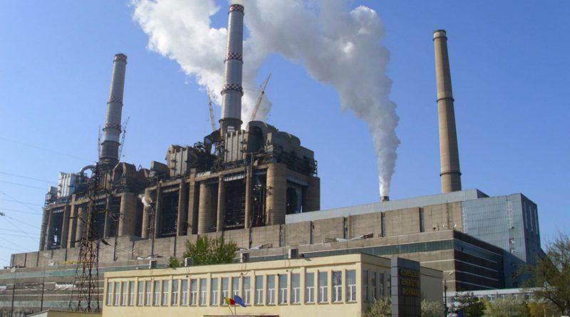 Vremuri şi mai grele pentru centralele pe cărbune din Oltenia. Preţul certificatului de C02 a ajuns la 20 de euro