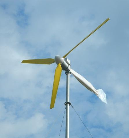 Turbine eoliene, făcute de români, lângă Bucureşti. Cum se fabrică şi cât costă VIDEO
