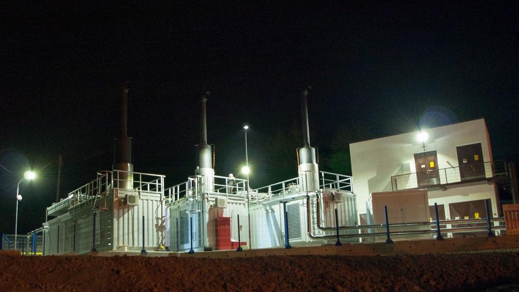 Petrom a construit 34 de mini-centrale electrice care ard gaz de sondă. Energia produsă asigură jumătate din consumul tuturor sondelor din România