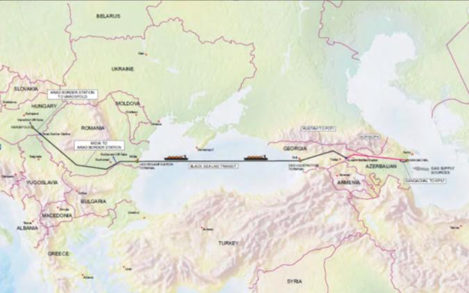 Guvernul scoate de la naftalină proiectul AGRI, în contextul creşterii livrărilor de LNG către Europa