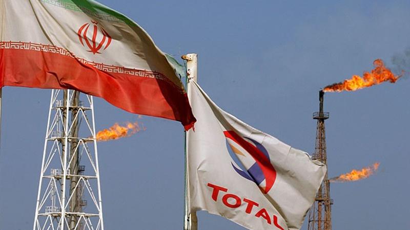 Gigantul francez Total iese din Iran şi renunţă la cel mai mare zăcământ de gaze din lume, din cauza sancţiunilor americane