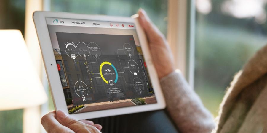 E.On şi Microsoft vor oferi o platformă care va controla consumul tuturor aparatelor electrice din casă