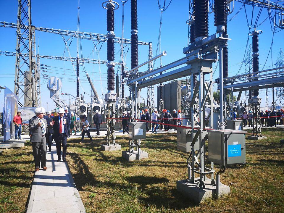 Transelectrica a finalizat modernizarea staţiei Tulcea Vest, importantă pentru securitatea SEN în Dobrogea