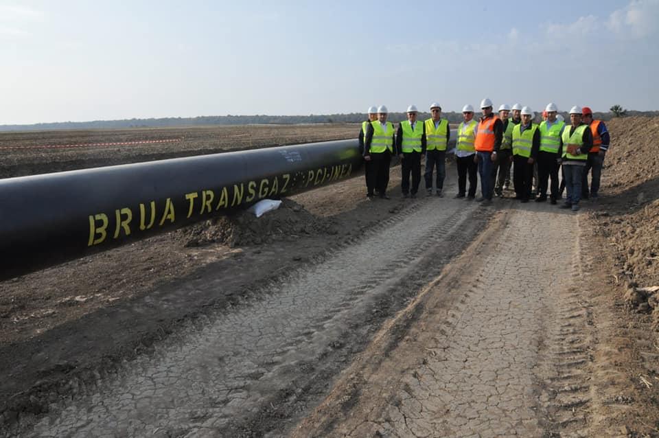 După Romgaz şi Hidroelectrica, şi Transgaz îşi goleşte conturile, la cererea statului