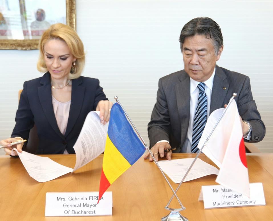 Itochu va face studiul de fezabilitate pentru instalarea de panouri fotovoltaice şi de centrale de cogenerarare în spitalele din Bucureşti