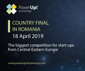 23 de startupuri din România s-au calificat pentru finala națională a competiției PowerUp! dedicată soluțiilor din zona energetică